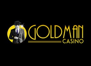 Goldman Casino: Welcome Offer Package up to £/$/€1000