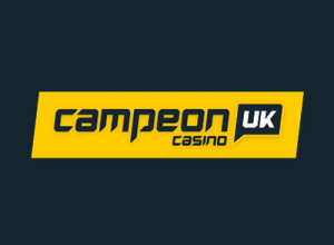 CampeonUK Casino: 100% up to £25 + 25 Spins on Starburst Slot