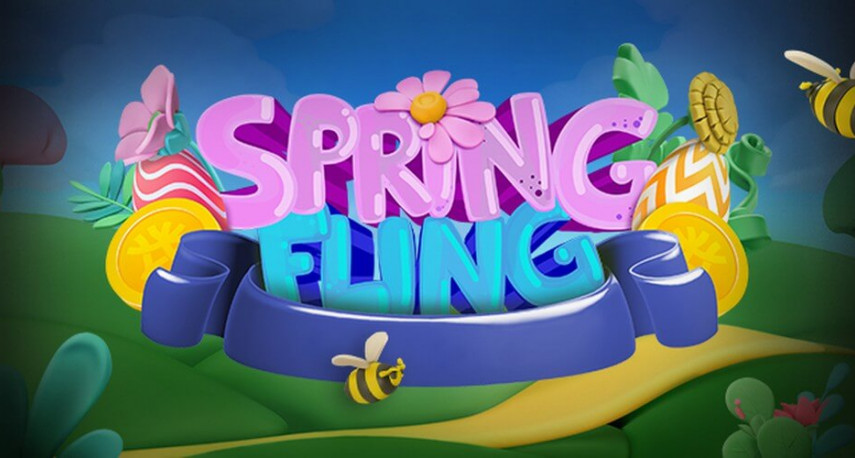 Turn Up the Heat with the €100,000 Yggdrasil Spring Fling
