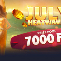 Celebrate the Summer With Free Spins From GetSlots