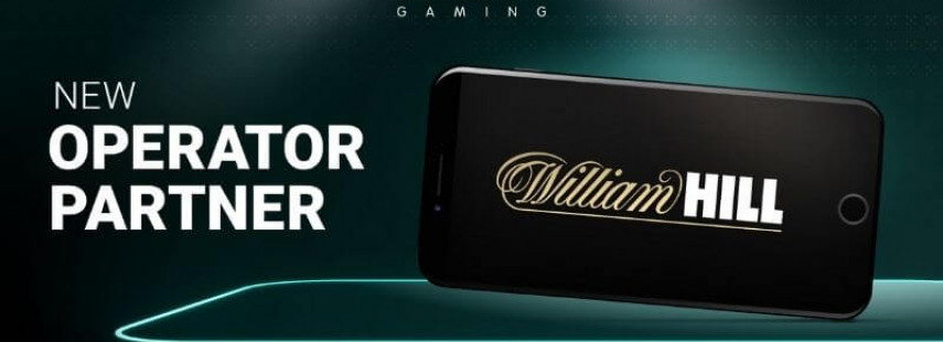 Relax Gaming Expands into the UK with William Hill Deal