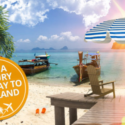 Win a Trip to Thailand with this Spinland Casino Promo