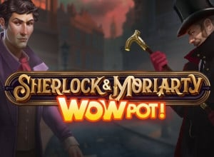 Player Wins €440K in the Sherlock & Moriarty WowPot