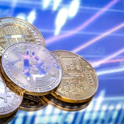 Cryptocurrency Gambling Traffic Triples Over 12 Months