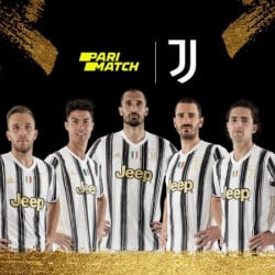 Juventus and Parimatch Release New Promotional Video