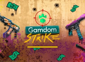 Gamdom and Caleta Gaming Announce New Slot – Gamdom Strike