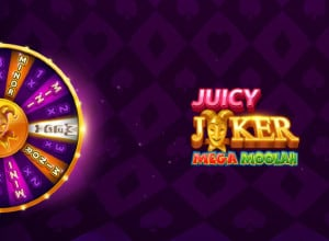 First Juicy Joker Mega Moolah Jackpot Has Dropped - €84K Win!