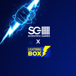 Scientific Games Secures Lightning Box Acquisition