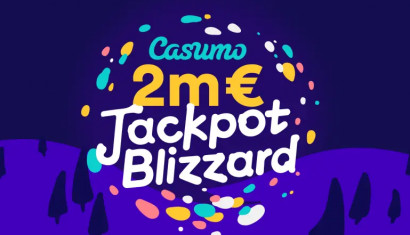 Casumo's Weekly List of Winners in the Jackpot Blizzard
