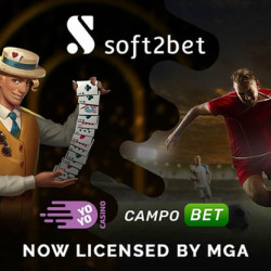 Two Soft2Bet Brands Are Granted MGA Licenses