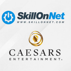 SkillOnNet Partners with Caesar's Entertainment for New Jersey Market Access