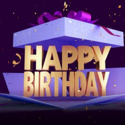 Celebrate Your Birthday With 20 Free Spins At JVSpin
