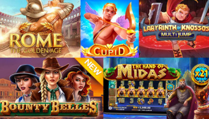 New Slot Releases: Week 6/2021