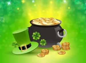 Our List Of Perfect Slot Games To Play On Saint Patrick's Day
