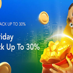 Get up to 30% Weekly Cashback With Casino Alpha
