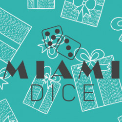 Miami Dice - €500 Weekly Giveaway