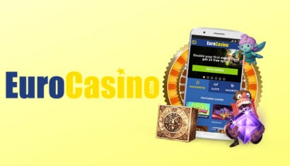 Sunday Bonus Selection at EuroCasino