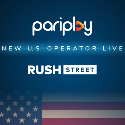 Pariplay Enters the US Market Through Partnership With Rush Street Interactive