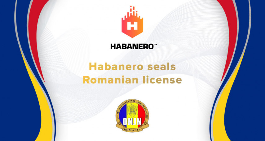 Habanero Awarded the Coveted Romanian iGaming License