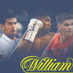 William Hill Opens The First Sportsbook Shop in Washington DC