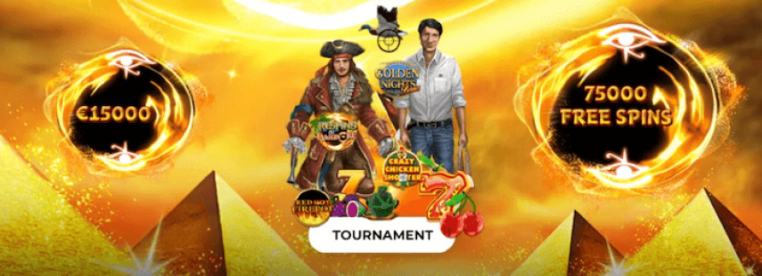 Try the Knock-Out Classics Promotion at Rembrandt Casino