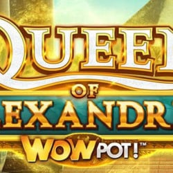 Queen of Alexandria WowPot Pays Out Over €330k