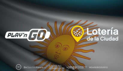 Play'n GO Secures License to Operate in Buenos Aires