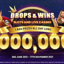 Pragmatic Play Set to Increase its Drops & Wins Prize Pool to a Staggering €1,000,000 Per Month