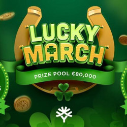 Yggdrasil's Lucky March Campaign has a Huge €80,000 Prize Pool!
