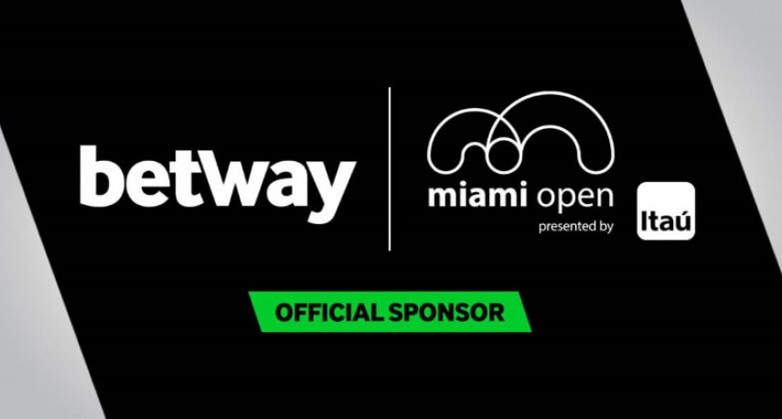 Betway Now The Official Sponsor Of The Miami Open