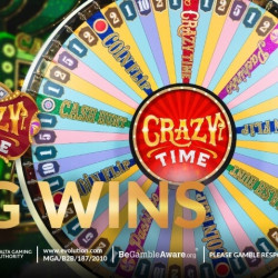 Crazy Time's Cash Hunt Bonus Game Astonishing 2,500x Multiplier Results in €1.6 million Payout