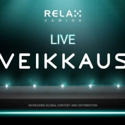 Relax Gaming Partners with State-Owned Veikkaus