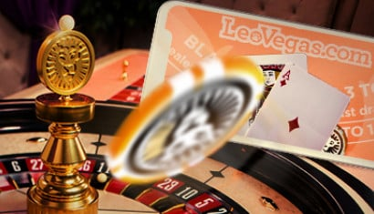 Enjoy Reward Time Games with LeoVegas Casino