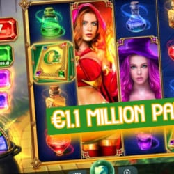 Over €1 Million Payout On Sisters of Oz: WowPot