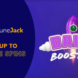 Claim up to 300 Free Spins Daily With FortuneJack