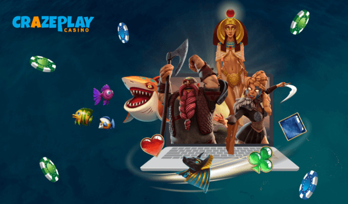 CrazePlay Casino Online Review