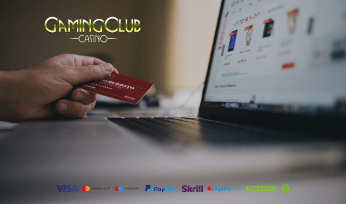 Gaming Club Casino Payment Withdrawal Deposit