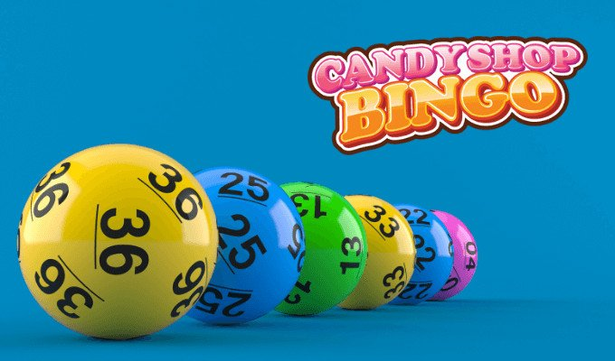 Candy Shop Bingo Games