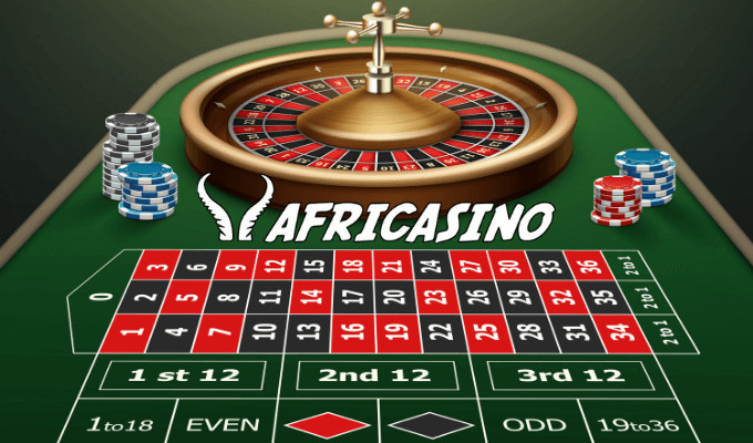 AfriCasino Game Selection