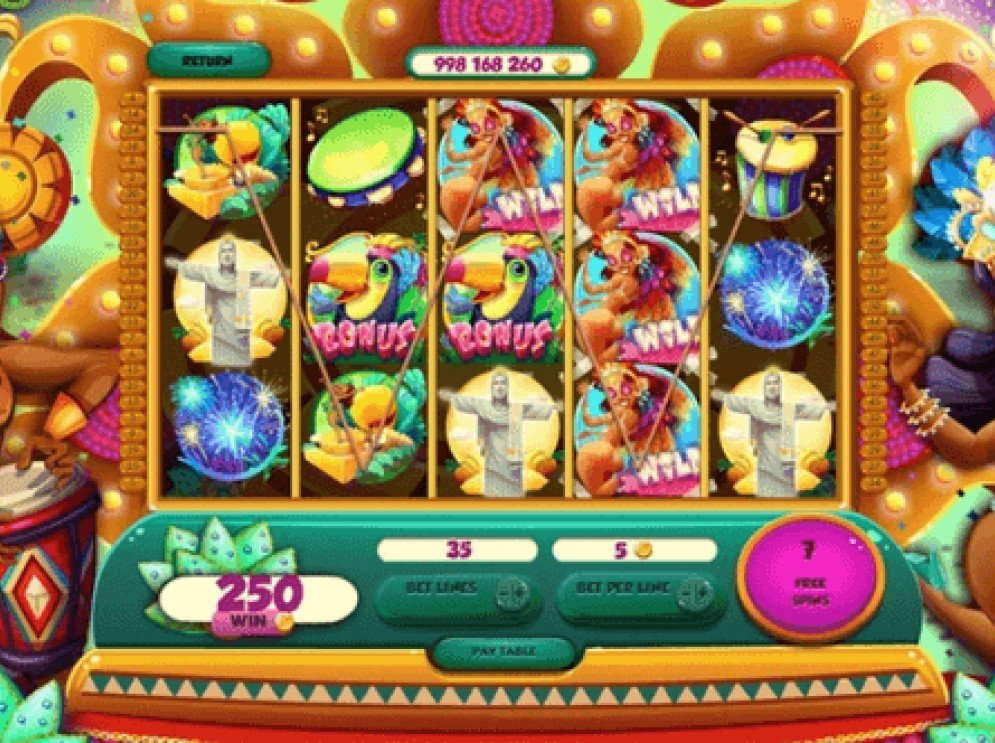Party in Rio Slot Review – Win Multipliers & Free Spins | GoodLuckMate