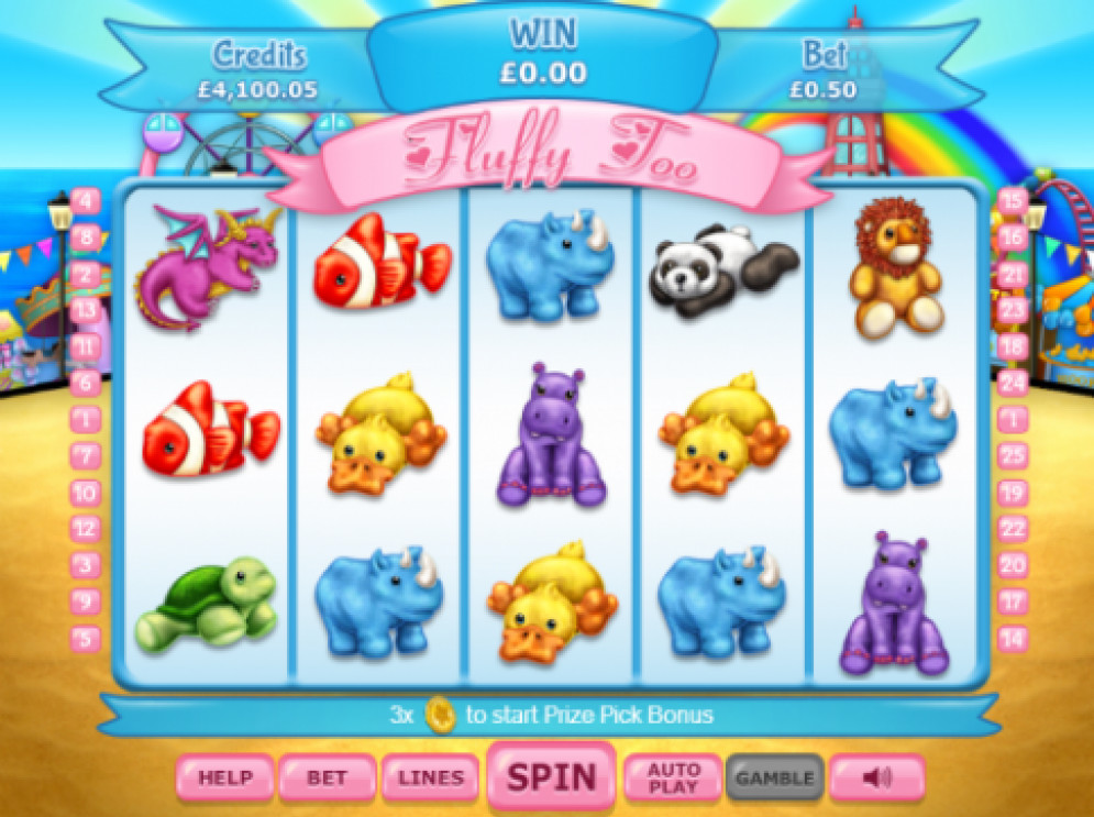 Fluffy Too – an Eyecon Slot