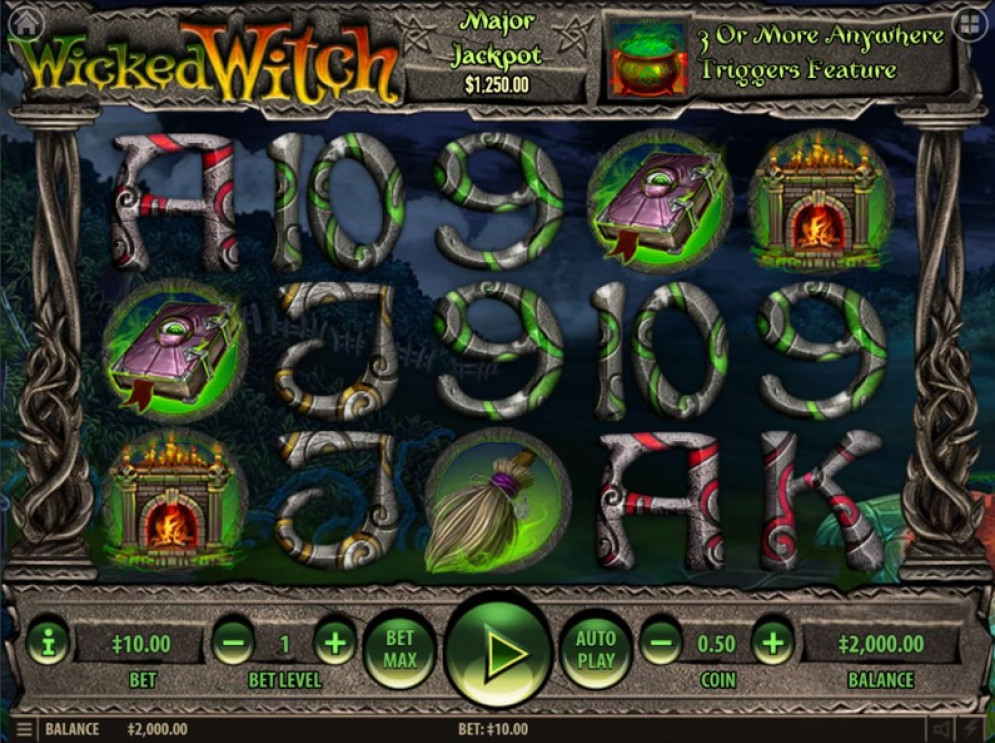 Wicked Witch Slot