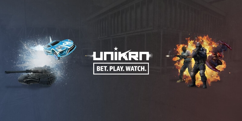 FYX Gaming Announces E-sports Partnership With Unikrn