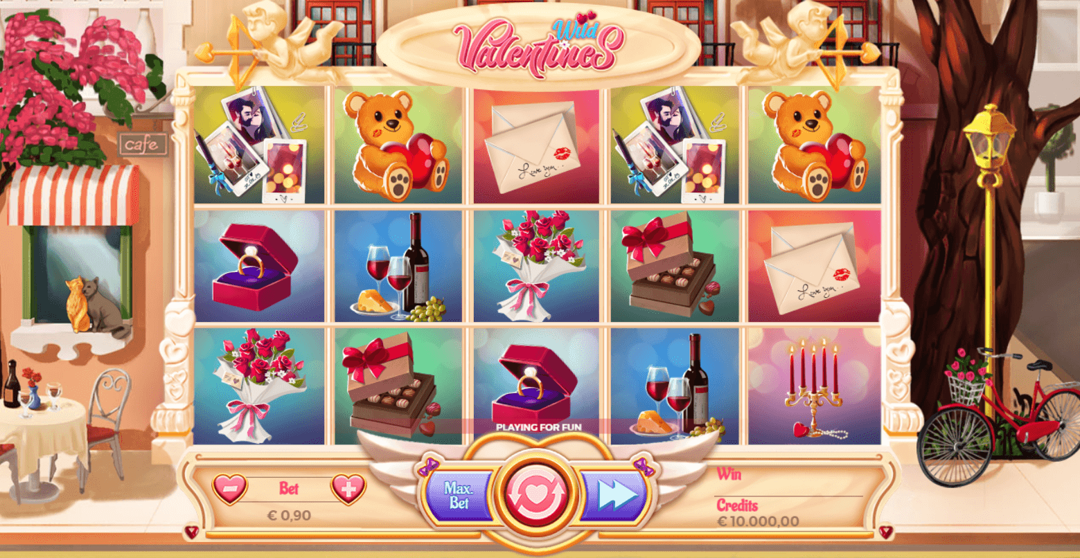 Wild Valentine by Spinmatic