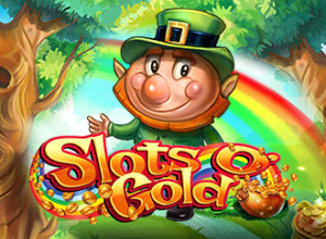 Slots O' Gold – a Blueprint Gaming Slot