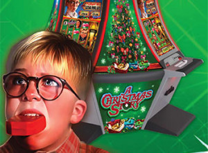 A Christmas Story – an Aristocrat Slot