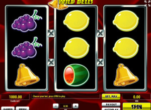 Wild Bells – a Tom Horn Gaming Slot