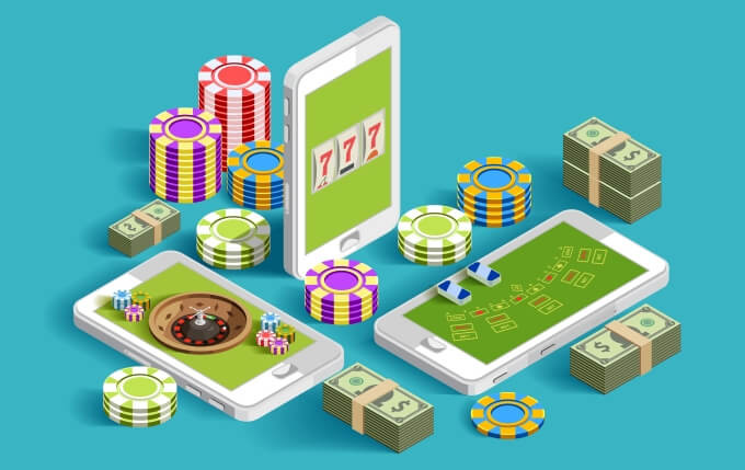 Play Casino Games on Mobile