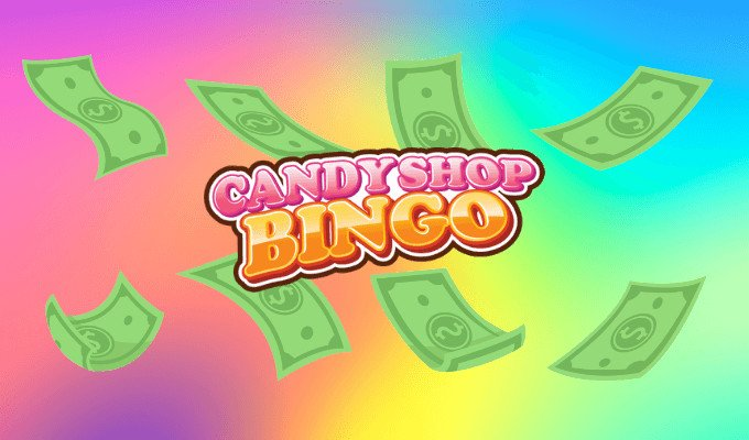 Candy Shop Bingo Bonus Promotions