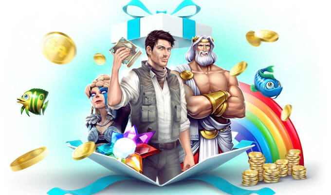 check casino joy great welcome offer